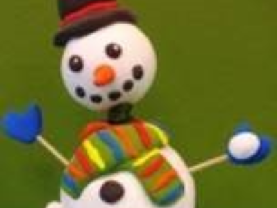 Rock Hill: Mommy's Time Off- Snowman Bobbles (3-9 Years)